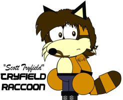 Scott Tryfield by AshleyWolf259