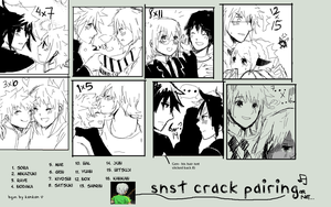 SnST CRACK PAIRING by Sweet-n-Spicy-Tea