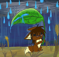 Rain by Izzyhime