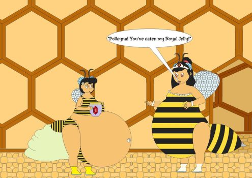 Polleyna's Royal Jelly Promotion by Kphoria
