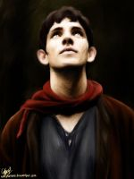 Merlin by cattybonbon