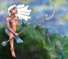 Disney Series - Atlantis (Kida) by Crysita