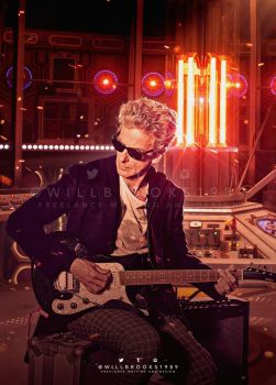 Doctor Who - Titan Comics: The Twelfth Doctor 2.7 by willbrooks