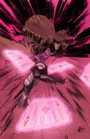 Gambit by Matteo Scalera and Doug Garbark by DougGarbark