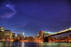 manhattan skyline 02 by zerus
