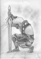 Lair knight by Cusso82