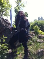 Thorin cosplay by Xurasha