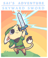 Sai's Adventure - Skyward Sword! by Smushey