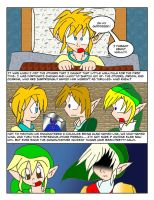 Zelda Choose Your Own Adventure-Page 2 by SO6W
