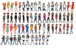 KPOP peeps by Mister15to1
