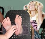 Chanel West Coast - Feet Tickled by ticklishtoesj