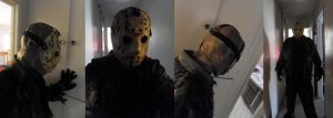 Jason Costume by buster126