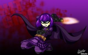 Hit Girl Wallpaper by vandono