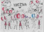 OLD Hatena Group Picture by InvaderZiE