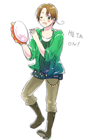 Hetalia Hetaon 3 by sushi-country