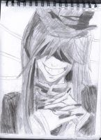 The Undertaker by mikuhatsune444