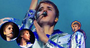 Justin Bieber blend by TheJohnSimpson