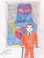 Giovanni and Cobra Commander by AnimeJason2010
