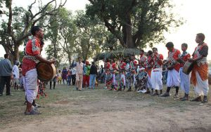 Bandhavgarh Tour and Baghesur Tribal Tigers Event by Alishapaul