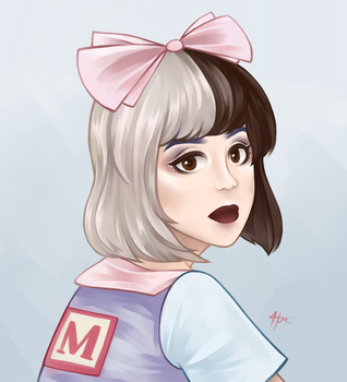 Melanie Martinez by Hazelmaple