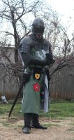 Earthen Knight by SkyeStock