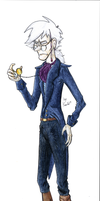 Thierry Hedinger by punki123