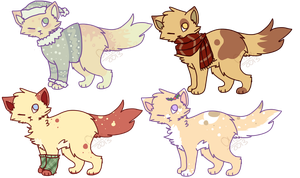 adoptables -closed- by ghost--scarves