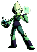 Peridot by thepiplup