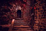 Red gate by pkritiotis