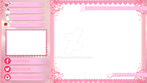 Esther Lynn's LOL Twitch Overlay Update A-20151011 by mine22mine