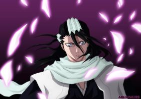Bleach: Kuchiki Byakuya by AR-UA