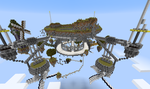 The Storm Server (Minigame Hub) by 8bloodpetals