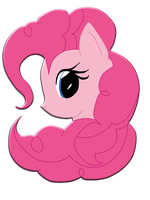 Vector-Logo-Pinkie Pie by TomAstic-FanTastic