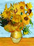 My own sunflowers by gpt-o