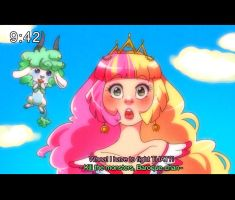 Galaxy Precure episode 1 screencap by voicelesss