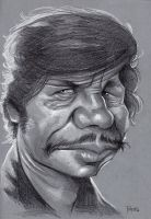Charles Bronson by Parpa