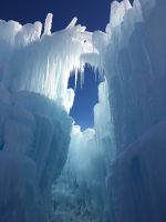 Ice Castle by Pixeice