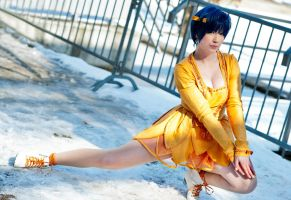 Akane Tendo on Ice 2 by flakes-sama