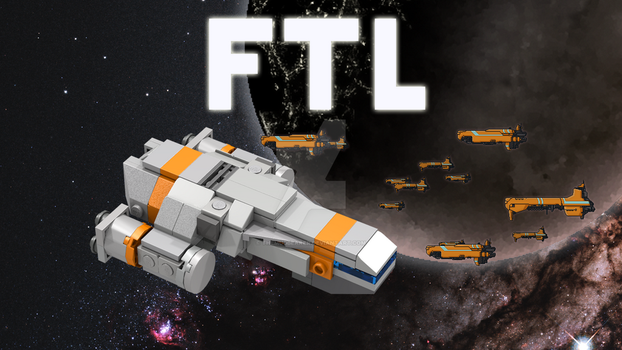 Lego FTL: Faster Than Light [Rejected] by TheMugbearer