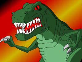 Sharptooth by Spino2006