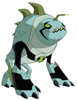 Arctijaws - Ben 10000 Fusion by BrunoCreator