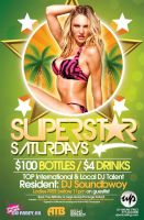 Superstar Saturdays 2 by rjartwork