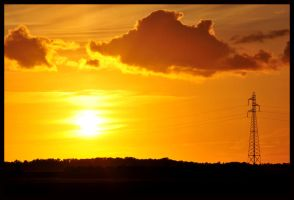Thomer la Sogne's Sunset by VicDeS-P