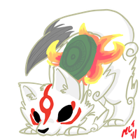 Okami :PZ: by AppleDew