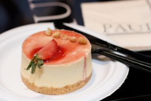 Strawberry cheesecake by patchow