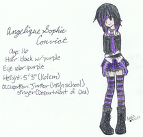 Angelique Sophie Convict profile by almost-alice33