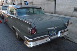 1957 Ford Fairlane V by Brooklyn47