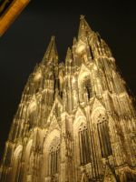 Cologne Dom by Gorgone