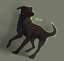Mixi by Orphen-Sirius