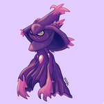 Mismagius - for emmajh97 by extrasupervery